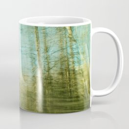 Moved By Trees ii Coffee Mug