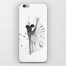 dancer*** iPhone & iPod Skin