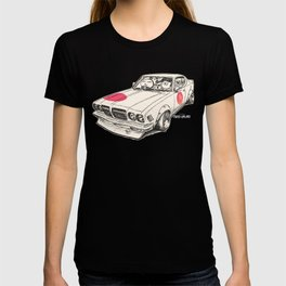 Crazy Car Art 0170 T-shirt