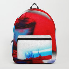 The Drink That Kills You Ode To Addiction Backpack