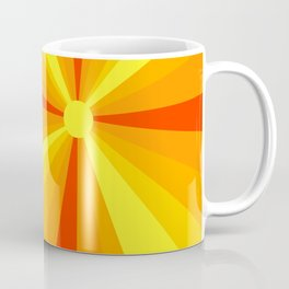 Shine On - Abstract Coffee Mug
