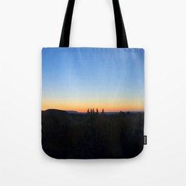"""Sunrise Moon"" Tote Bag"