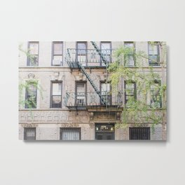 Lovely Details - NYC Photography Metal Print