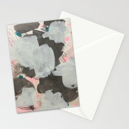 Mint Melodic Stationery Cards