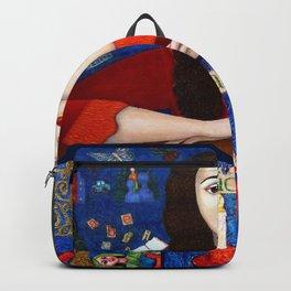 Gracias a la vida collage Backpack