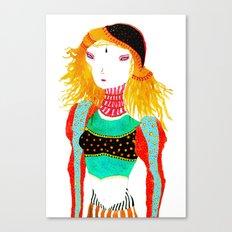 Shonali Canvas Print