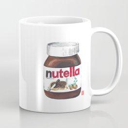 Nuts for Nutella Coffee Mug
