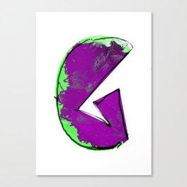G letter Canvas Print