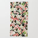 Watercolor Nature Pattern #society6 #decor #buyart by 83oranges