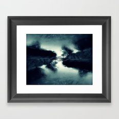 As One so is The Other_Coequal Framed Art Print