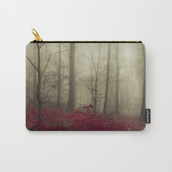 Hidden Place Carry-All Pouch