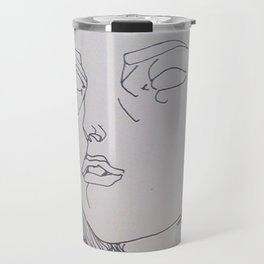 DANA SCULLY / THE TRUTH IS OUT THERE Travel Mug