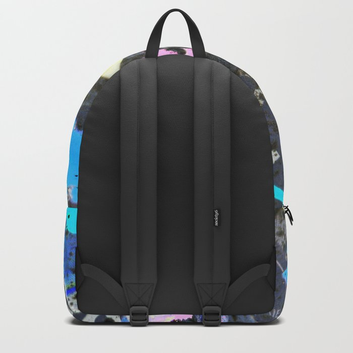 Art abstract # #### Backpack