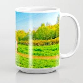 Summer Walks Coffee Mug