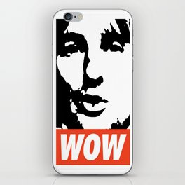 Wow. It's Owen Wilson. Wow. iPhone Skin