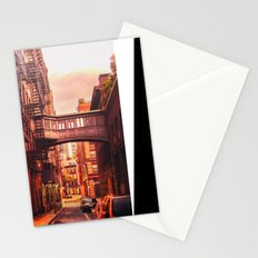 New York City Alley Stationery Cards