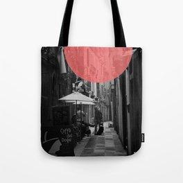 Venice Caffe del doge Tote Bag