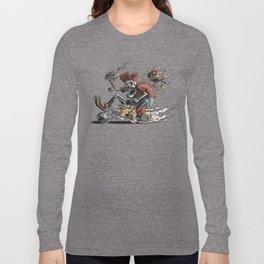 Death Kart Long Sleeve T-shirt