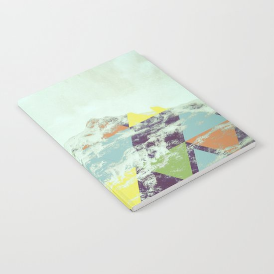 Triangle Mountain Notebook