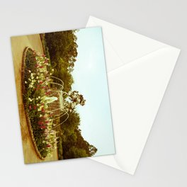 BATTLE OF THE STALLIONS Stationery Cards