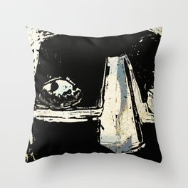 Zumbi dos Palmares 1 Throw Pillow