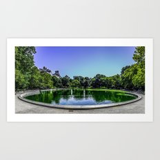 Conservator Water NY Art Print
