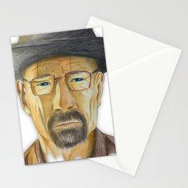Heisenberg Drawing Stationery Cards