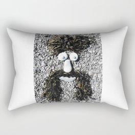 """EPHE""""MER"""" # 130 Rectangular Pillow"""
