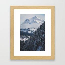 Immense Framed Art Print