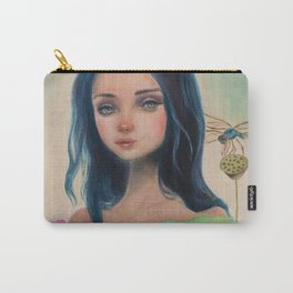 Forest Nymph Carry-All Pouch