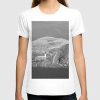 scotland T-shirts featuring Bass Rock, Scotland by Phil Smyth