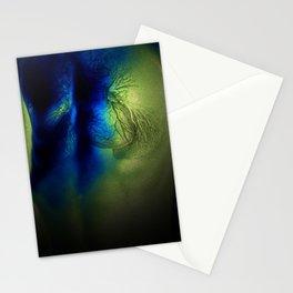 Wonder of breath/Choke Stationery Cards