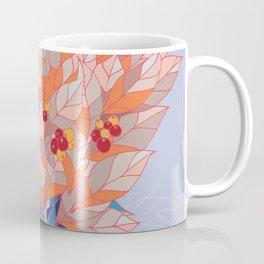 LEAVES HEART Coffee Mug