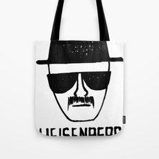 Heisenberg - Breaking Bad Sketch Tote Bag
