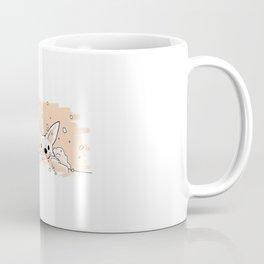 Snow Corgi Coffee Mug