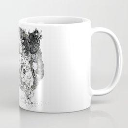 Le Garçon et ses monstres Coffee Mug