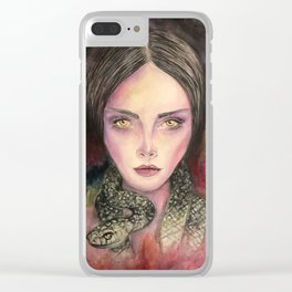 Guilty Conscience Clear iPhone Case