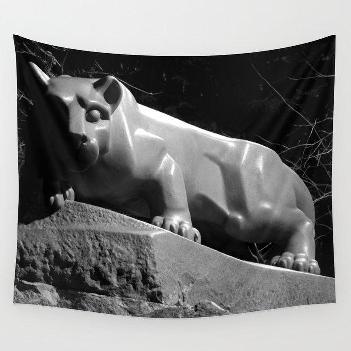 Penn State Nittany Lion Shrine Wall Tapestry