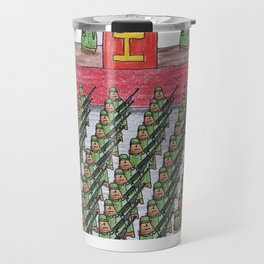 Dust Piggies Military Rally Travel Mug