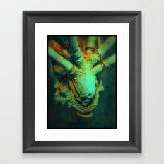 Hypersleep Framed Art Print