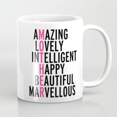 Mother Quote Mug