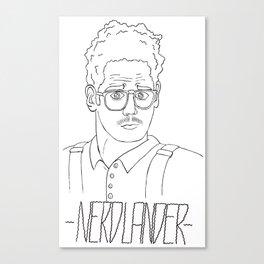 Nerdlander Canvas Print