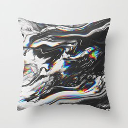 STOP MAKING THE EYES AT ME Throw Pillow