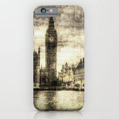 Westminster Bridge Vintage Slim Case iPhone 6s