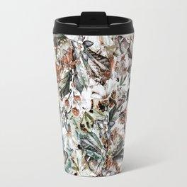 Orchidaceae Travel Mug