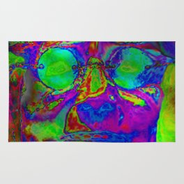 Psychedelicized Rug