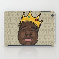 notorious iPad Cases featuring Notorious by DollarsandCents