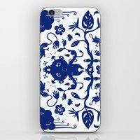 jungle iPhone & iPod Skins featuring JUNGLE by RUEI