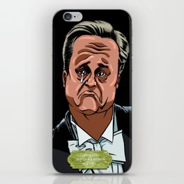 Cameron iPhone Skin