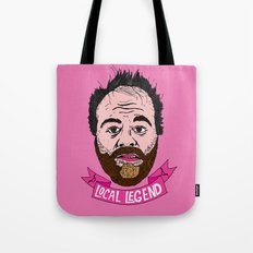 Local Legend Tote Bag